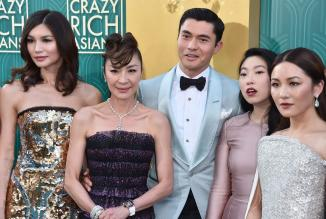 Crazy Rich Asians Emmy Awards BAV Group